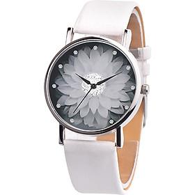 Watches Quartz Watch Durable Faux Leather Accessories Mens Dress Fashion