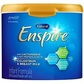 Sữa Bột Enfamil Enspire Infant Formula (Dành Cho Trẻ 0 - 12 Tháng Tuổi) (581gr)