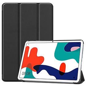 Bao Da Cover Dành Cho Máy Tính Bảng Huawei MatePad 10.4 inch BAH3-W09 / BAH3-AL00 Hỗ Trợ Smart Cover