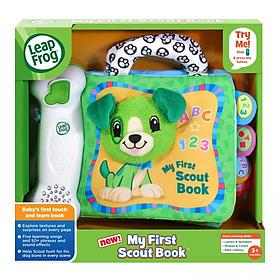 Sách vải đầu tiên cho bé - Scout vui học Leapfrog 80-607200