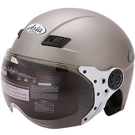 Mũ Bảo Hiểm 1/2 Đầu Asia MT-106K