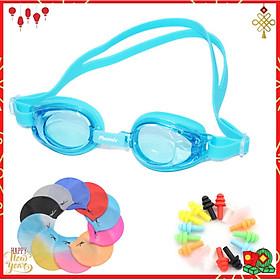 Kính bơi  trẻ em Phoenix YESURE PN-506 chống tia UV , chống sương mờ  tặng nón bơi và bit tai Silicon ( Màu ngẫu nhiên )