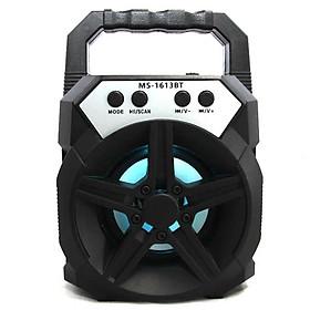Loa Bluetooth Xách Tay MS-1613BT Âm Thanh Cực Đỉnh Nhỏ Gọn Trong Tầm Tay Sử Dụng Lâu Dài Lên Đến 3 Tiếng