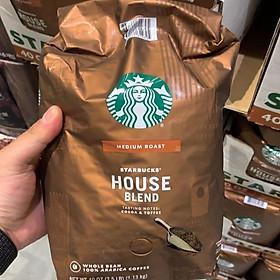 Starbucks House Blend Whole Bean 1.13kg