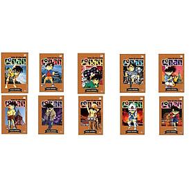 Combo Thám Tử Lừng Danh Conan Tập 31 - 40 (Bộ 10 cuốn)