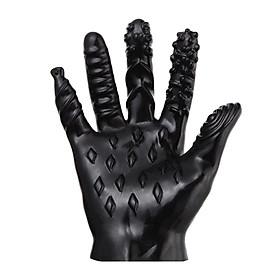 Breast Nipple Massage Sex Gloves Masturbation Erotic Sex Toys For Couples Vagina Stimulator Toys Sex Products black