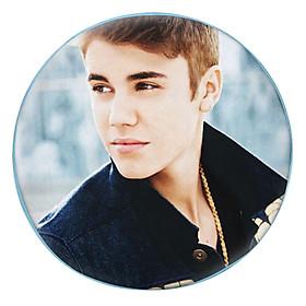 Gối Ôm Tròn Justin Bieber - GOZUP017