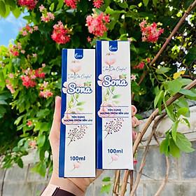 2 chai nước xả vải khô dạng xịt tinh dầu Comfort Sona
