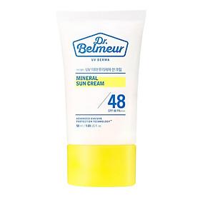 THE FACE SHOP Dr. Belmeur UV Derma Mineral Sun Cream 50ml