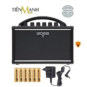 [Tặng Nguồn 9V] Amply Boss Katana KTN Mini Ampli Loa Đàn Guitar Điện Combo Amplifier Electric Compact Hàng Chính Hãng - Kèm Móng Gẩy DreamMaker