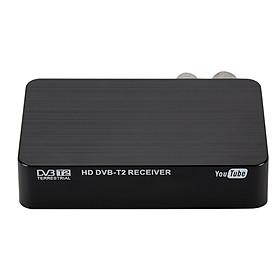 Đầu Thu TV K2 DVB-T/T2 Video 3D Kỹ Thuật Số Mặt Đất (MPEG4/PVR/HD 1080P)