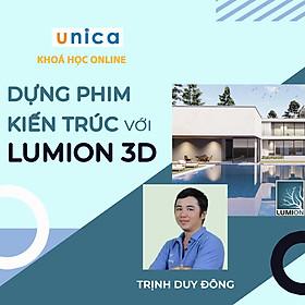 Khóa học THIẾT KẾ - ĐỒ HỌA - Dựng Phim Kiến Trúc với Lumion 3D (từ 3DS Max - Sketchup - Revit)