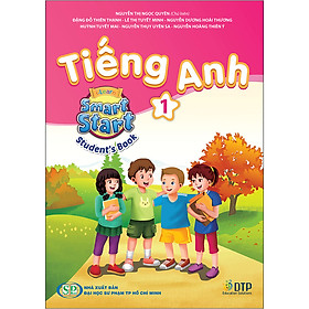Sách Tiếng Anh i-Learn Smart Start Level 01 (Student's Book)