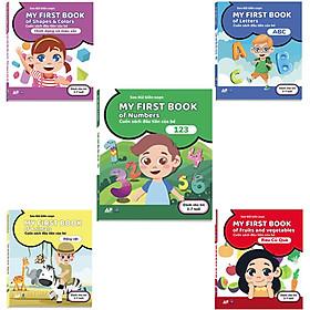Hình ảnh Combo 5 Cuốn Sách Đều Tiên Của Bé - My First Books