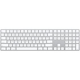 Bàn phím Apple Magic Keyboard with Numeric Keypad - US English, MQ052ZA/A - Hàng Chính Hãng