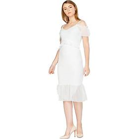 Đầm princess trắng (FreeSize)