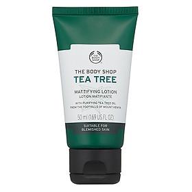 Sữa Dưỡng Da The Body Shop Tea Tree (50ml)