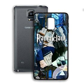 Ốp lưng Harry Potter cho điện thoại Samsung Galaxy Note 4 - Viền TPU dẻo - 02041 7789 HP05 - Hàng Chính Hãng