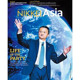 Nikkei Asian Review: Nikkei Asia - LIFE OF THE PARTY - 46.20, tạp chí kinh tế nước ngoài, nhập khẩu từ Singapore