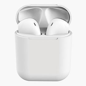 i12 Bluetooth Headset Wireless Sports Earbud Headset With Microphone Earphone