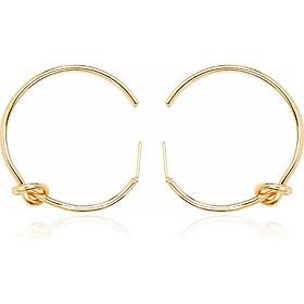 Hoop Earrings Ear Stud Charm Gold Jewelry Gifts Women