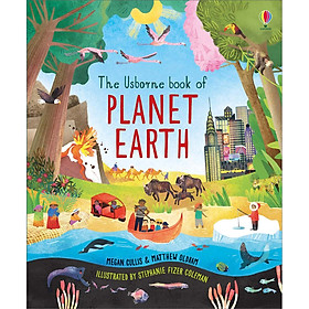 Sách Usborne Book of Planet Earth