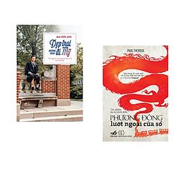 Combo 2 cuốn sách: Đẹp trại không ngại đi mỹ + Phương Đông lướt ngoài cửa sổ