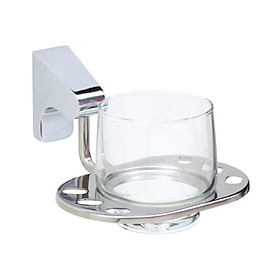 Giá để ly và bàn chải đánh răng - INOX SUS 304 TT-534