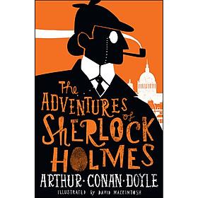 Alma Junior Classics: The Adventures of Sherlock Holmes