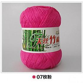 Len Milk Bambo  - Len đan móc dành cho Trẻ em