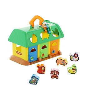 Bộ đồ chơi ngôi nhà thú cưng - Polesie Toys