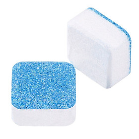 1PC 15G Cleaning Sheet Detergent for Washing Machine Cleaner Descaler