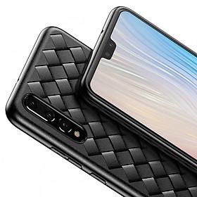 Ốp lưng chống sốc TPU dẻo Baseus BV Weaving Case cho Huawei P30 Pro / Huawei P30 - Hàng chính hãng