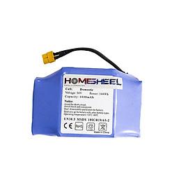 Pin xe điện cân bằng Homesheel