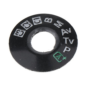 NEW HOT Camera Mode Dial Patch for  EOS 5D4 5DIV 5D MARK IV