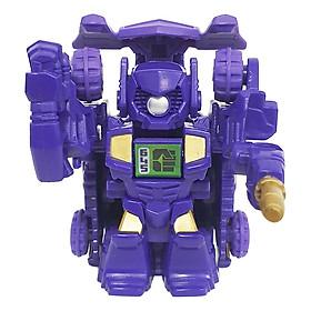 Mô Hình Shockwave Hasbro - Robot biến hình Transformer Bot shots