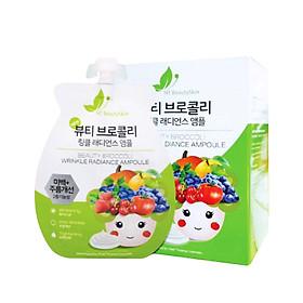 Tinh chất Ampoule Súp Lơ - Beauty Broccoli Wrinkle Radiance Ampoule (3 túi)