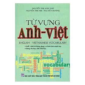 Từ Vựng Anh - Việt (English - Vietnamese Vocabulary)