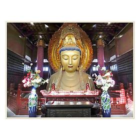 Hình đại diện sản phẩm Tranh Phật Giáo Dán Tường - Mã 09