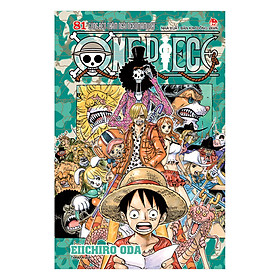 One Piece - Tập 81 (Bản Bìa Gập)