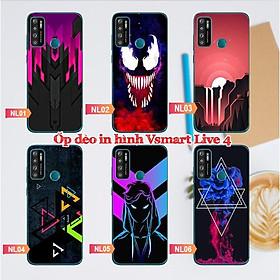 Ốp in hình các dòng máy Vsmart live, live4,joy3,joy2,active 3,aris/arispro