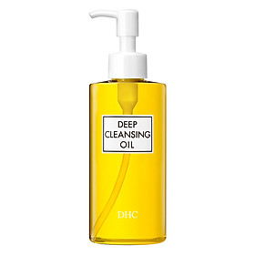Dầu Tẩy Trang Olive DHC Deep Cleansing Oil (L) (200ml)