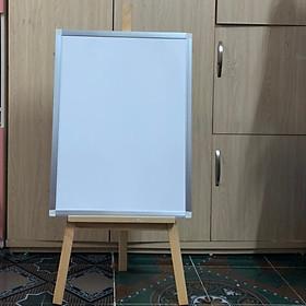 Combo Bảng trắng 80cm x 60cm + giá đỡ bảng 130cm
