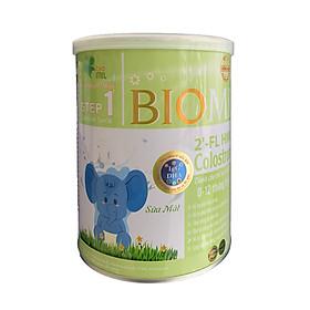 Sữa bột Biomi Step 1 Colostrum special cho bé từ 0 đến 12 tháng tuổi