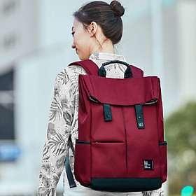 Balo  Xiaomi Cao Cấp 90 Points Vitality College Casual Backpack ( Red )