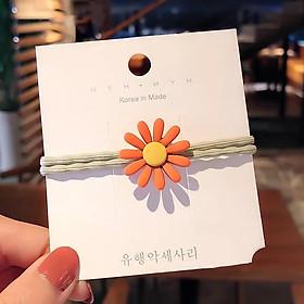 Biểu đồ lịch sử biến động giá bán Dây chun buộc tóc hoa cúc phong cách Hàn Quốc cực xinh xắn dáng yêu S18