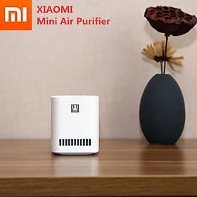 Máy lọc không khí Xiaomi Mini xúc tác quang formaldehyde Sạc USB không dây phù hợp
