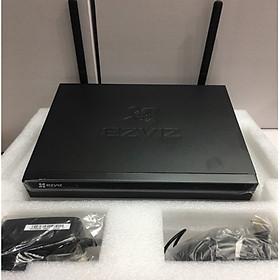 Đầu Ghi Hình Wifi 4 Kênh Camera Ezviz X5S-4W Hiệu Suất Cao Tặng Kèm Dây HDMI 1,5M - Hàng Chính Hãng
