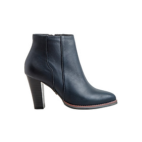 Giày Bốt Nữ Da Thật Gosto Liberty GS0000322DBL (Xanh Đen)