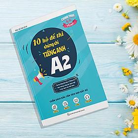 10 bộ đề thi chứng chỉ tiếng Anh A2